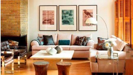 Дизайн интерьера в стиле Экостиль